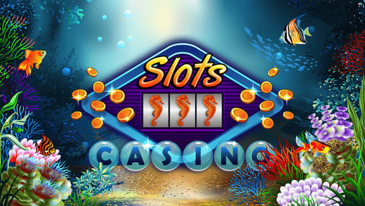 Golden Seahorse Slots - An All-In Caribbean Cruise for the High Rollers
