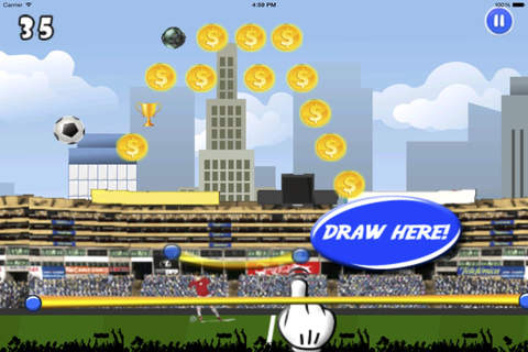 World Football 2 screenshot 3