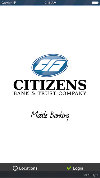 Citizens Bank Trust Mobile Banking App