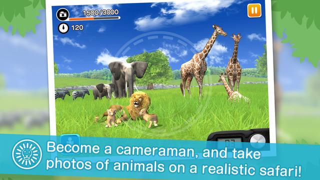 RealSafari - Find the animal