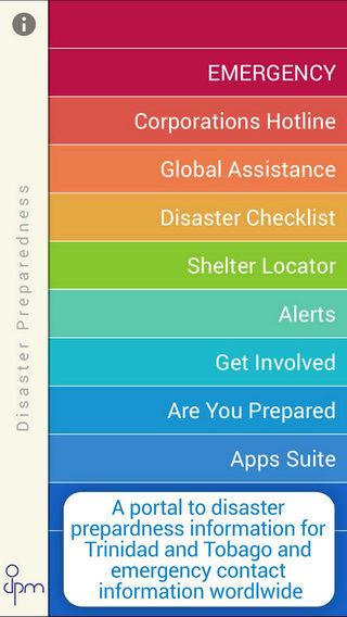 ODPMTT: Disaster Ready