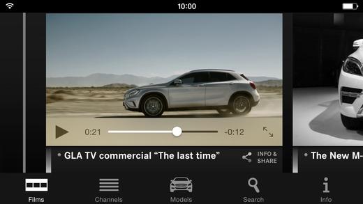 Mercedes-Benz TV