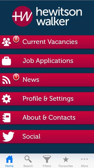 Hewitson Walker Finance Jobs
