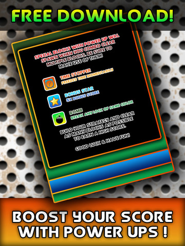 Quad Linkup – Test Your Finger Speed Game for FREE !