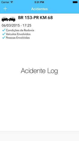 【免費工具App】AcidenteLog-APP點子