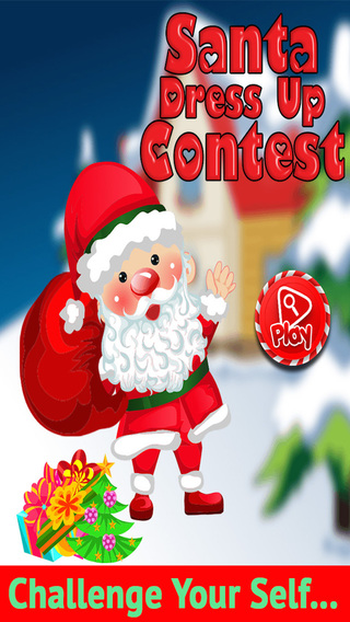 Free Santa Contest Challenge Mania