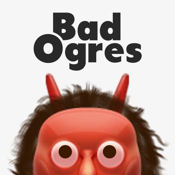 Bad Ogres LOGO-APP點子