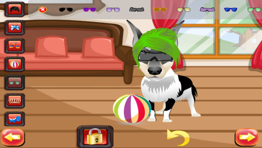 A Animal Baby Princess Puppy Dressup - My New Pet Spa Game-s Free