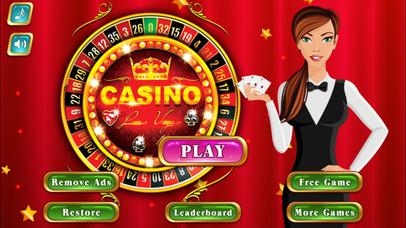 Screenshot 1 — AAA — Las Vegas Roulette — игровой клуб вулкан Casino Game