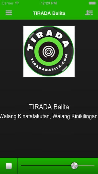 TIRADA Balita