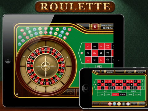 Roulette - Casino Style screenshot