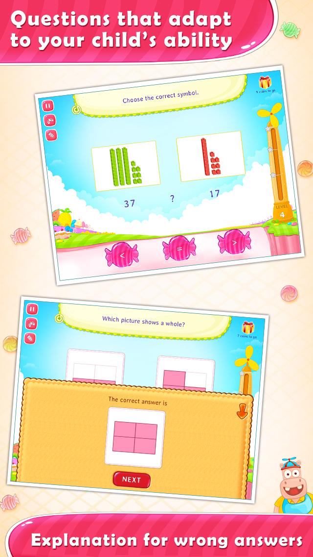 1st Grade Splash Math Games For Addition Subtraction Learning