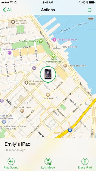 查找我的 iPhone