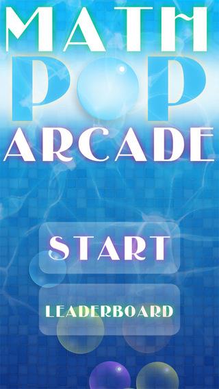 Math Pop Arcade