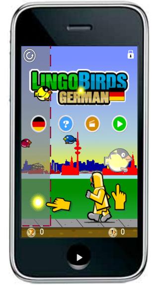 LingoBirds : German