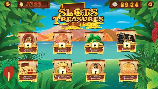 Casino Slots Treasures
