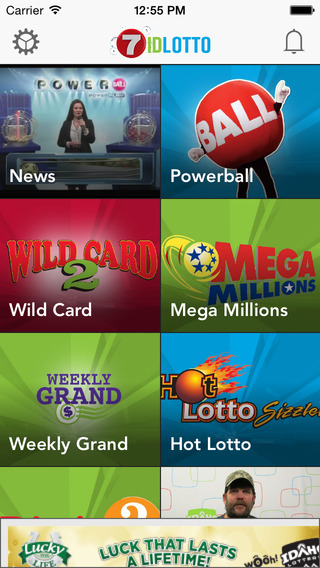 Idaho lottery numbers from KTVB Mobile