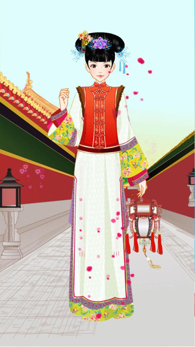 古代格格2 - 古典美女换装