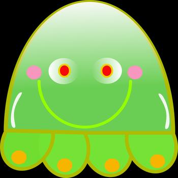 GO!GO!Jellyfish 遊戲 App LOGO-硬是要APP