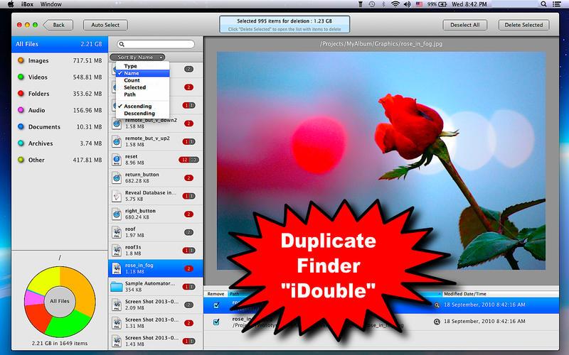 iBox Free Screenshot - 3