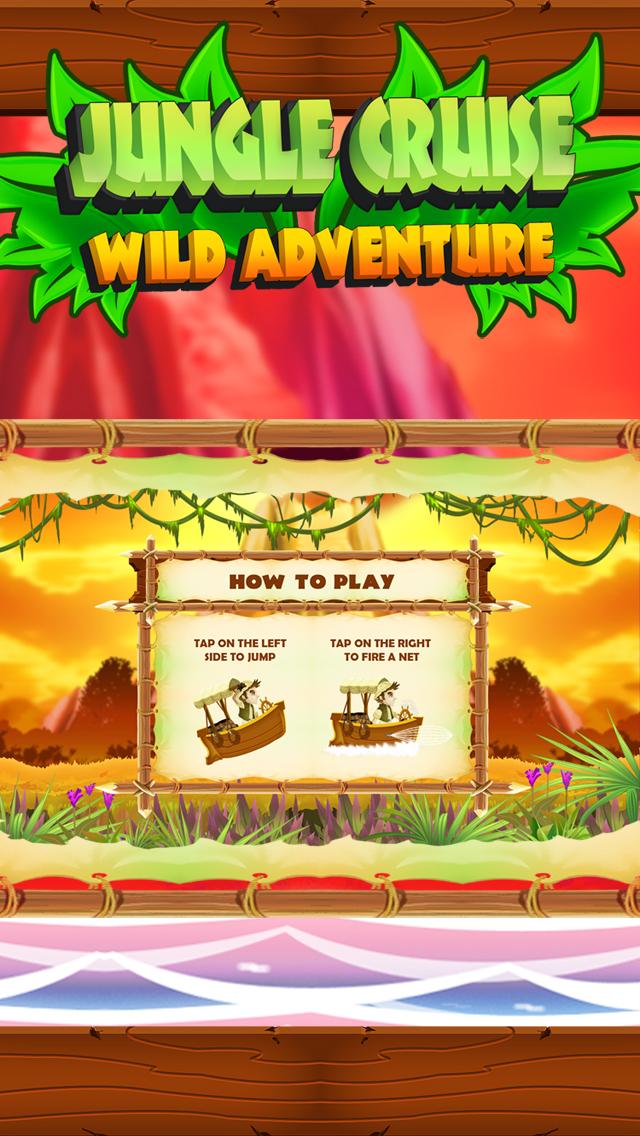 Jungle Cruise PRO - Wild Adventure