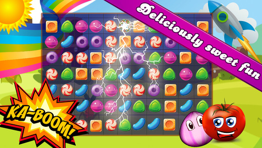 Candy Mania Frenzy HD - Swap and Burst the Chewy G