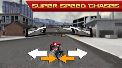 3D Super Highway Motorcycle Racing Challenge Free Game-1