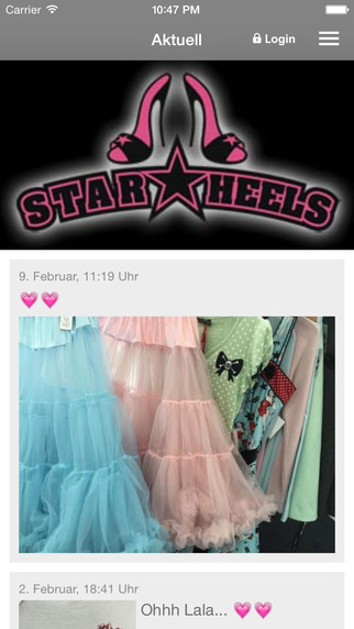 STARHEELS.CH