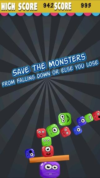 Crazy Monster Stacker Free