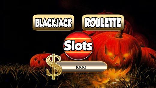 AAA Pumpkin Evil Slots Casino Free 777