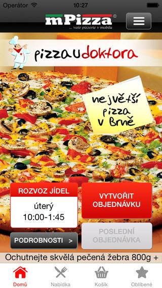 Pizza U Doktora