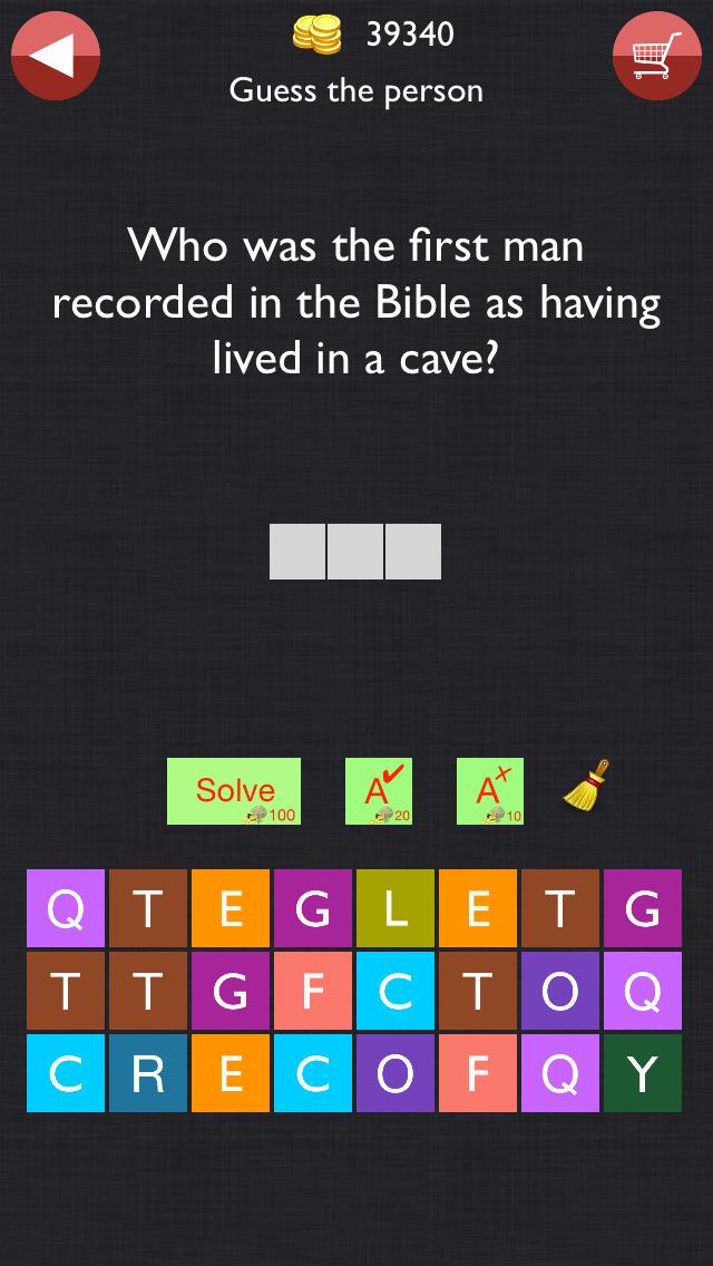 Bible Trivia screenshot 3
