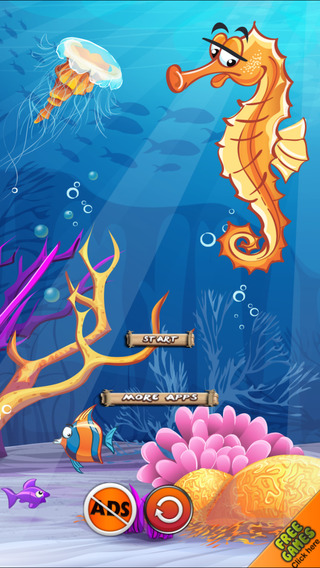 Atlantis Puzzle Splash - Swap The Sea Stars For A Blast Logic Game FREE