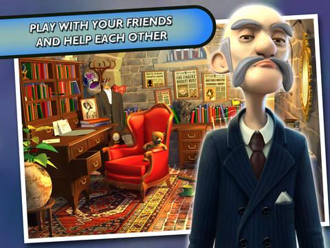 Enigma Express - A Hidden Object Mystery screenshot
