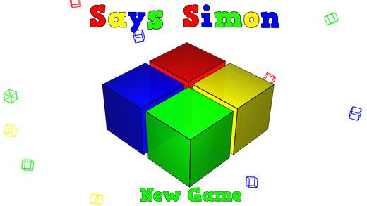 Says Simon iPhone