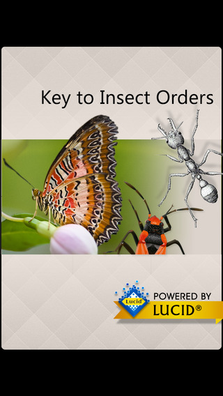 【免費書籍App】Key to Insect Orders-APP點子