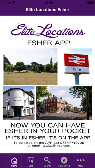 Elite Locations Esher