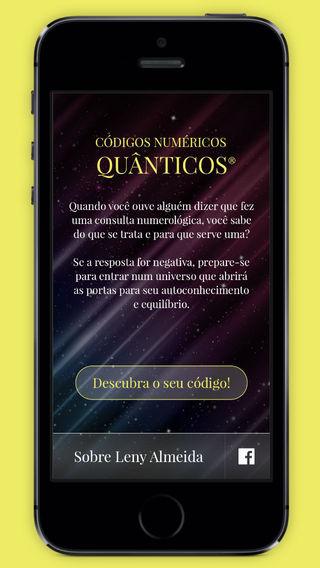 Leny Almeida - Códigos numéricos quânticos