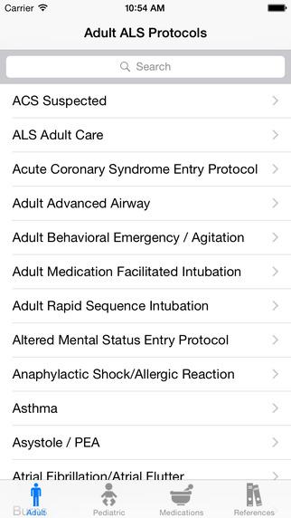 SC ALS Protocols