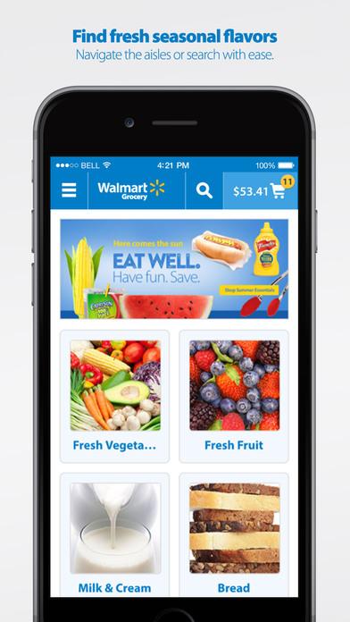 download Walmart Grocery apps 3