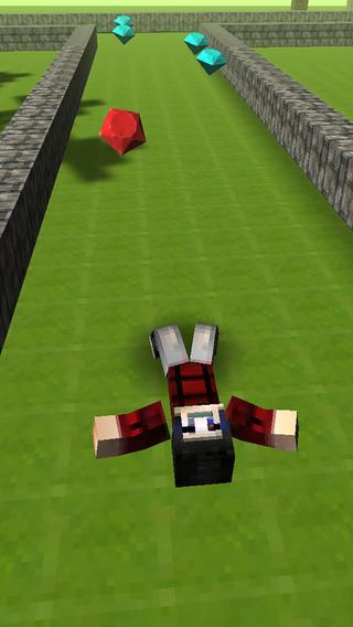 Craft Run 3D