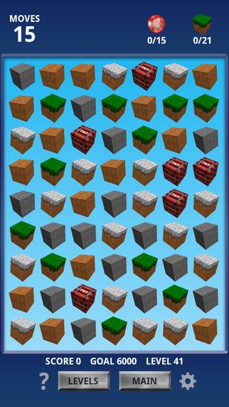 Block Match 3 - A Match 3 Puzzle Game