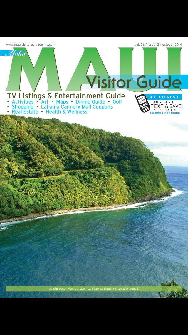 Aloha – Maui Visitor Guide