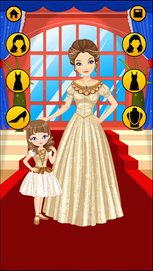 Free dress up games for