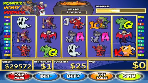 Monster Money Madness
