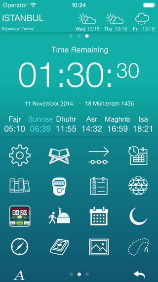 ISLAM PRO Adhan Quran Qibla