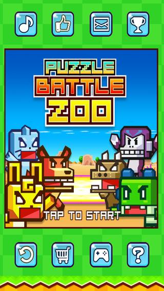 Puzzle Battle Zoo
