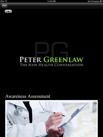 Peter Greenlaw HD