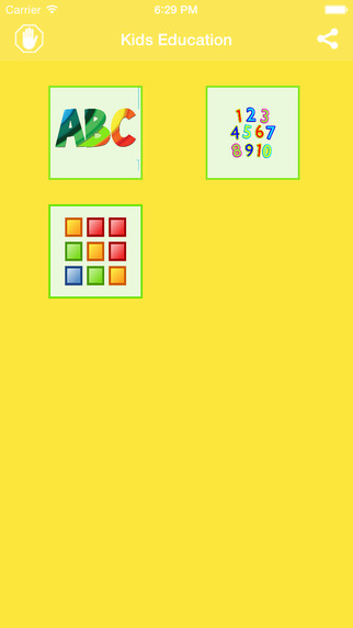ABC Numbers and Colors