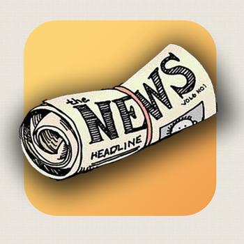 iTalian News LOGO-APP點子